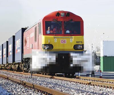 Türk şirketi Çin ile Macaristan'ı trenle birleştirdi
