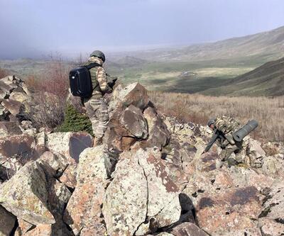 'Türkiye'nin çatısı'nda PKK operasyonu