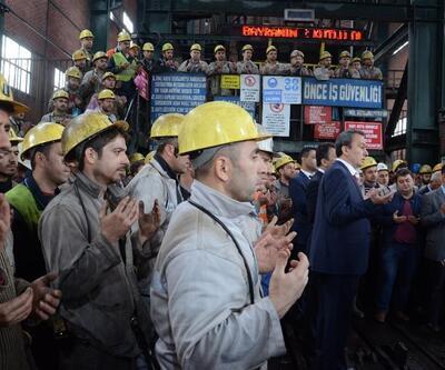 Karadon'da ölen 30 maden işçisi 7. yılında anıldı