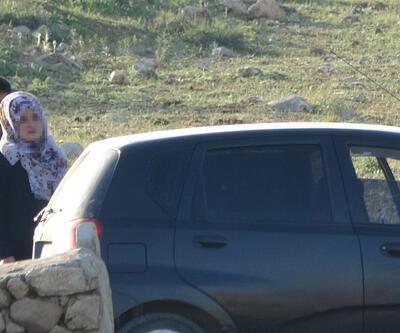 Kızını silah zoruyla kaçırıp rehin aldı
