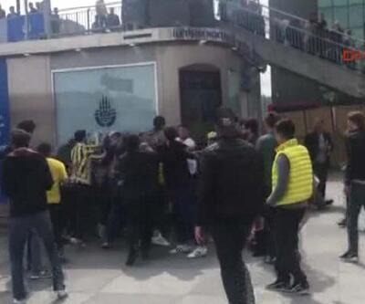 Şirinevler'de iki Olympiakos taraftarına saldırı