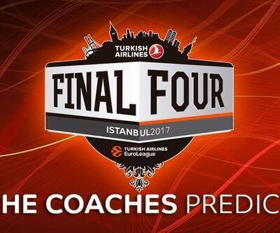 İşte Euroleague koçlarının Final Four tahminleri