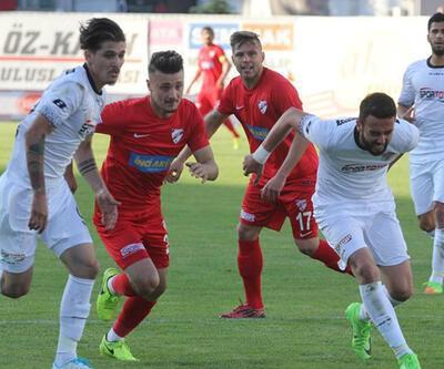TFF 1. Lig'de düşenler ve play-off'a kalanlar belli oldu