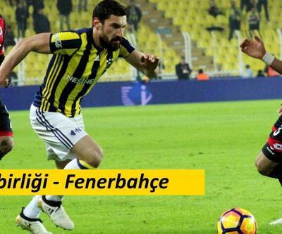 Gençlerbirliği-Fenerbahçe maçı izle (32. Hafta)