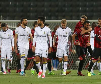 Gençlerbirliği 1-2 Fenerbahçe / Maç Özeti