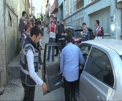 Kadıköy Fikirtepe'de 'yıkım' denetimi