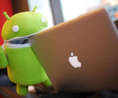 Android mobil sektörü ele geçiriyor