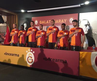 Galatasaray'ın yeni forması belli oldu