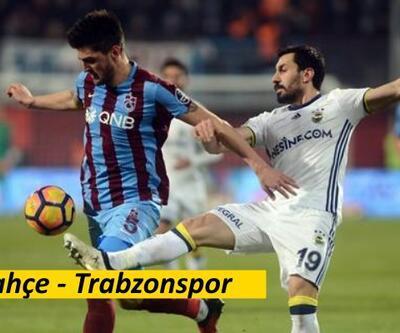 Fenerbahçe-Trabzonspor maçı izle | 33.Hafta