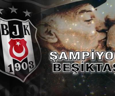 2016-2017 sezonu şampiyonu Beşiktaş