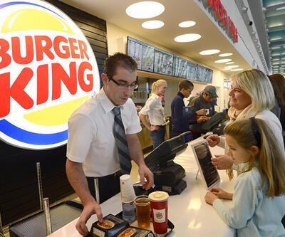 Burger King'in reklamı Belçika kralını kızdırdı