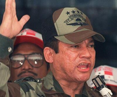 Panama'nın eski askeri lideri Manuel Noriega öldü