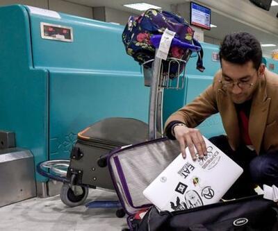 ABD uçuşlarında elektronik yasağı konusu sallantıda