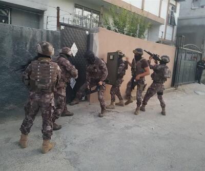 Adana'da şafak operasyonu: Özel Harekat girdi, Şans buldu