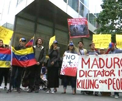 Venezuela'da enflasyon yüzde 800'e yaklaştı, sokaklar durulmuyor