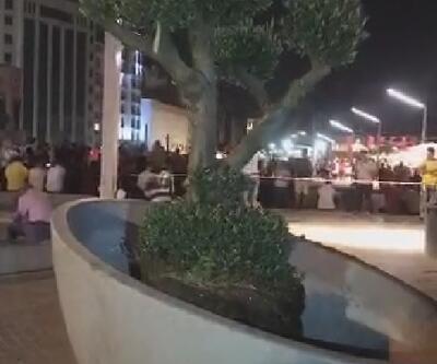 Taksim'de ağaçlandırma çalışmaları tamamlandı