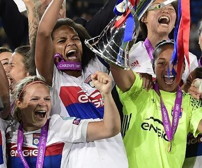 Şampiyonlar Ligi şampiyonu Lyon