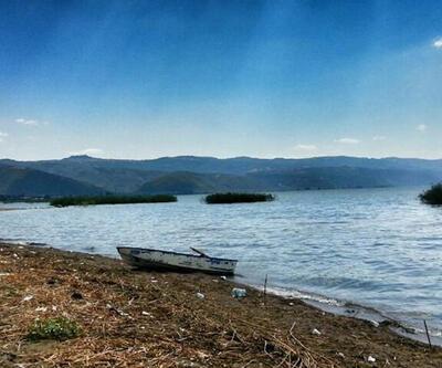 İznik Gölü'nde su temiz çıktı
