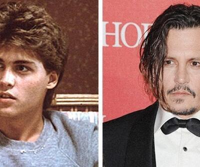 Ünlü aktörlerin inanılmaz değişimi