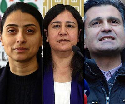 Son dakika... HDP'li vekillerin 'teröristleri araçlarıyla taşıdıkları' iddiası fezlekede