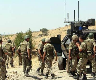 Son dakika... Mardin'de çatışma: 1 asker şehit