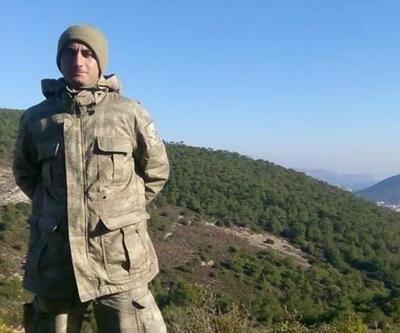 Mardin'de şehit düşen askerin Burdur'daki evi yasa büründü