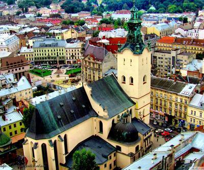 Ukrayna'nın beklentileri aşan şehri: Lviv