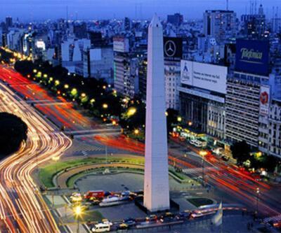 Okyanustan kalbe akan şehir: Buenos Aires