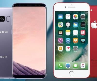 Consumer Reports: Galaxy S8+ iPhone 7'den daha iyi