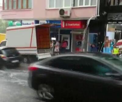 İstanbul'da yağmur sürprizi