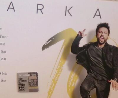 Tarkan'ın albümü 2 buçuk saatte 22 bin kez indirildi