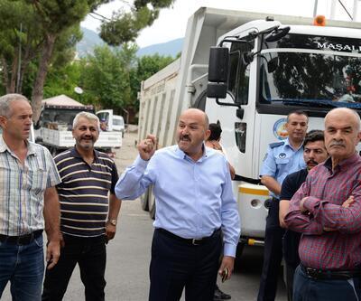 Aydın Kuyucak'ta 'Atatürk takı' krizi