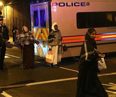 Londra'da İslamofobik terör saldırısı