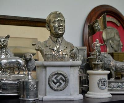 Arjantin'de Nazi dönemine ait eserler bulundu