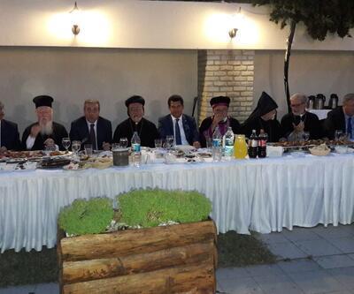 Dini cemaat temsilcileri iftarda buluştu