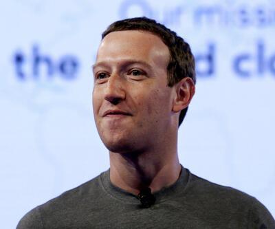 Facebook'un kurucusu Mark Zuckerberg'ten bir ilk