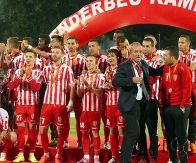 Skenderbeu'nun şampiyonluğu geri alındı