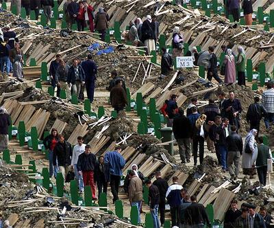 Son dakika: Hollanda mahkemesinden Srebrenista kararı