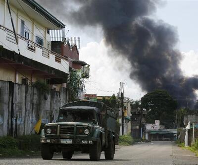 Filipinler ordusu: DEAŞ, işgal sırasında seks köleliğine zorladı