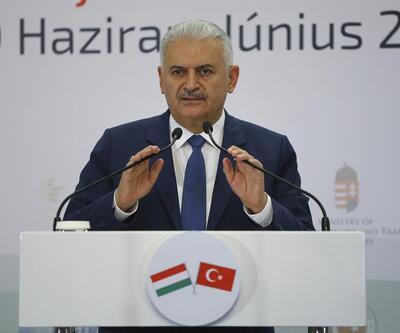 Başbakan Yıldırım'dan Macaristan'a vize çağrısı