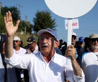 Kemal Kılıçdaroğlu'ndan provokasyon mesajı