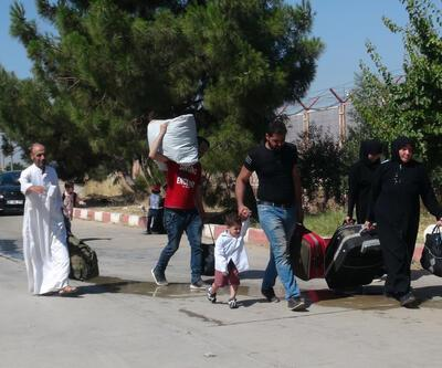 Türkiye'ye dönen Suriyeli sayısı 27 bini geçti