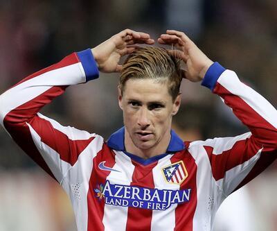 Fernando Torres Atletico Madrid'de kaldı