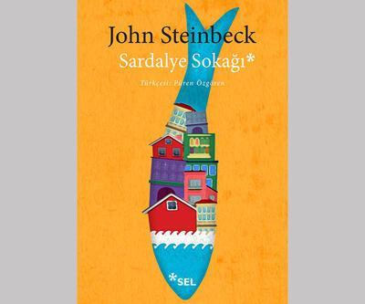 John Steinbeck'in Sardalye Sokağı Türkçe'de