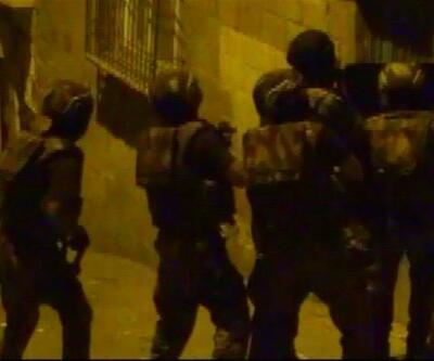 Gaziantep'te hava destekli terör operasyonu