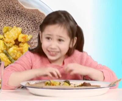 ABD'li miniklerin Türk yemekleriyle imtihanı