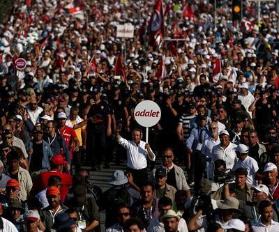 İstanbul Valiliği 'Adalet Mitingi'ne katılan kişi sayısını açıkladı