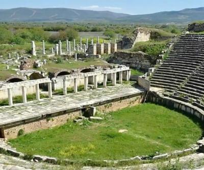 Afrodisyas UNESCO Dünya Mirası Listesi'ne girdi