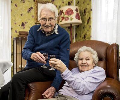 Toplama kampından beraber kaçmışlardı... 70 yıldır evliler
