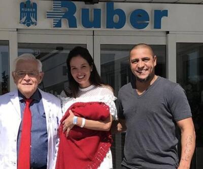 Roberto Carlos durdurulamıyor: Dokuzuncu kez baba